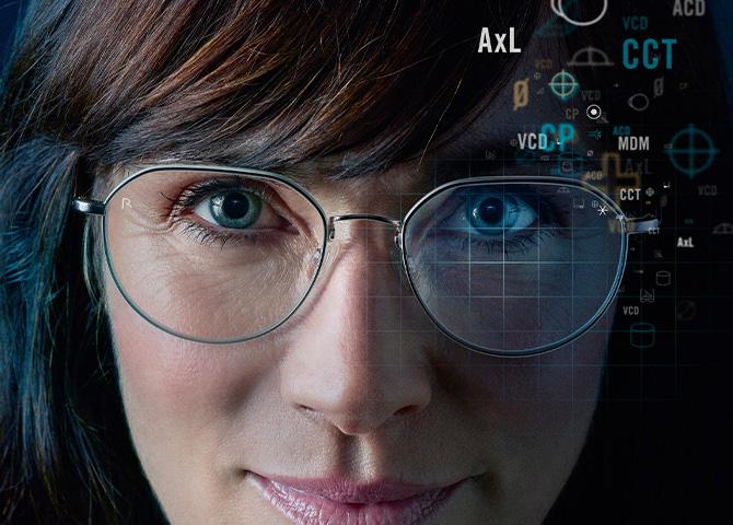 Individualized lenses with Rodenstock revolutionary DNEye® eye measurement